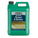 Image of Ronseal Decking Cleaner and Reviver